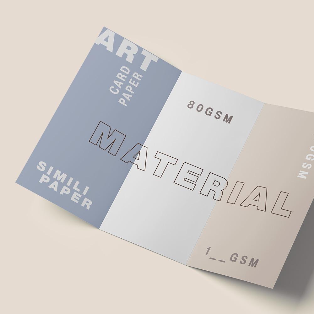 Brochure Material