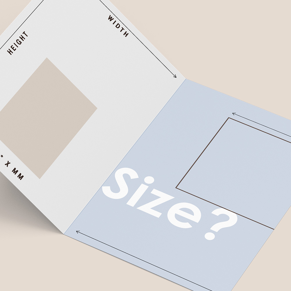 Brochure Size