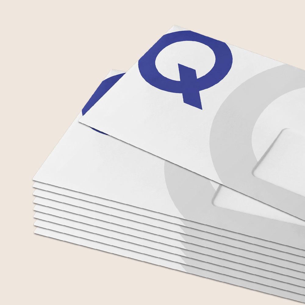 Envelope Quantity 1