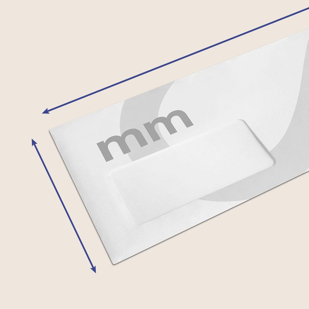 Envelope Size 1