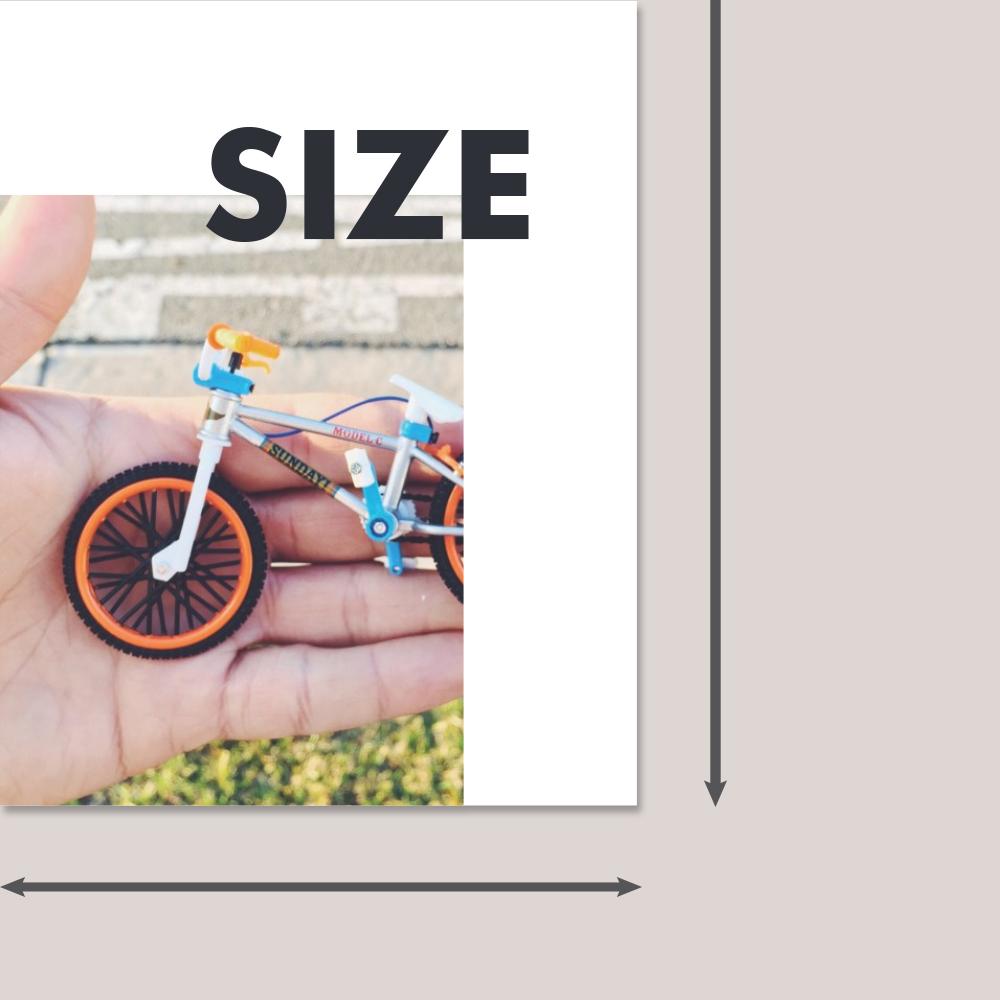 Flyer Size