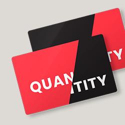 ID Card Quantity 1