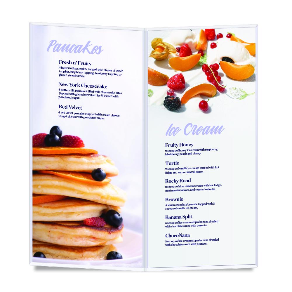 HC Bifold Dessert