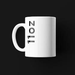 Mug Size