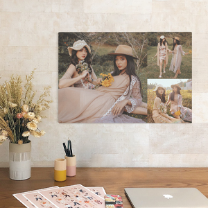 Canvas Inspiration - BFF Collage