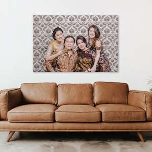 Canvas Inspiration - Family Photo