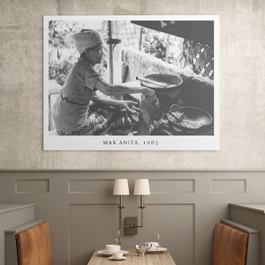 Canvas Inspiration - Restaurant Heritage