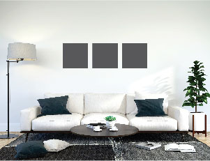 Canvas Size Compared to Sofa 1